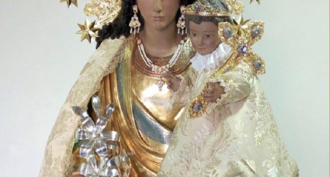 """Burjassot rebrà la visita de la Mare de Déu dels Desemparats, """"La Pelegrina"""" del 7 al 10 de febrer"""