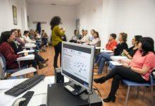 La Diputació ofrece a más de 5.700 empleados públicos formación sobre legislación, tecnología y valenciano
