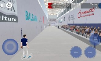 Nace 'Trinquet', el primer videojuego de pilota valenciana