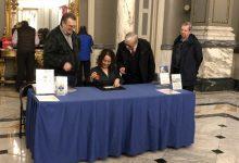 El Saló de Cristall acull una exposició filatèlica sobre Blasco Ibáñez
