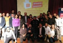 """Els 25 candidats a les Primàries a València presenten les seues candidatures """"Per una València que continue avançant i pensant en les persones"""""""