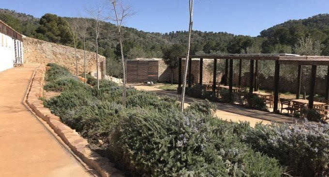 Vilamarxant condiciona el paratge natural 'Les Rodanes' amb ajuda de la Diputació