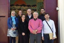 Ribó visita Massarrojos per a comprovar el resultat de les accions fetes en dos centres escolars