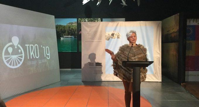 """Campions de l'aeroestació estatal participen en la primera trobada de globus """"Tro'19"""" organitzat per València Turisme"""