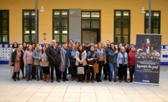 'Espanta la por', a examen pels responsables de biblioteques i museus locals valencians