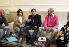 La Diputació presenta una declaració institucional de solidaritat amb els afectats per l'ERO de Vodafone