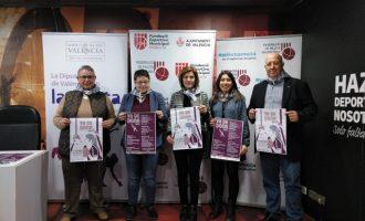 Llega la tercera edición de 'Va de Dona', la pilota valenciana en clave femenina