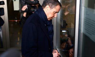"""Zaplana, després de l'informe d'UCO d'Erial: """"Ni les societats són meues, ni he sigut beneficiari de cap transferència"""""""