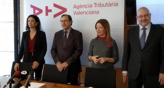 L'Agència Tributària Valenciana reforça la seua estructura per a millorar la lluita contra el 'dúmping fiscal' i la gestió de tributs