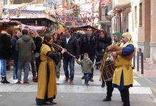 La tradició inunda els carrers d'Albal amb la Fira de Sant Blai 2020