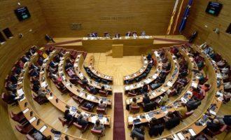 El jueves arranca la X Legislatura con vistas al Botànic II