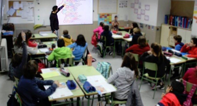 """El PSPV critica les """"mentides"""" del PP en educació: """"Va arribar a prometre fins a xinés en els col·legis"""""""