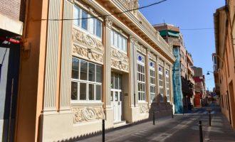 Alfafar ultima detalles para la reapertura de la Biblioteca Municipal