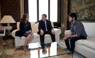 """El Consell treballa a """"buscar una data"""" per a la reunió demanada per Podem"""