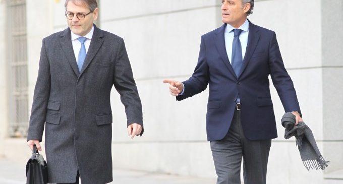 El juzgado suspende las declaraciones de los investigados por la visita del Papa a València a petición de defensas