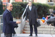 Camps niega ante el juez cualquier implicación con la contratación de Gürtel en Valencia