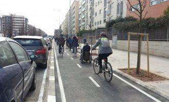 Llíria s'uneix a la Xarxa de Ciutats per la Bicicleta