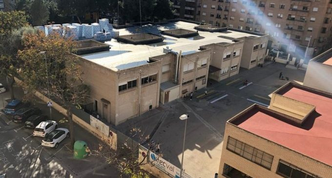 Acabades les obres en el CEIP Villar Palasí de Burjassot per a millorar les seues infraestructures