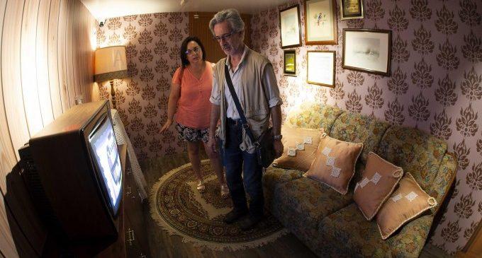 """Un 'escape room' """"energètic"""" gratuït arriba a València dins d'un tour que ha desafiat a 35.000 persones"""