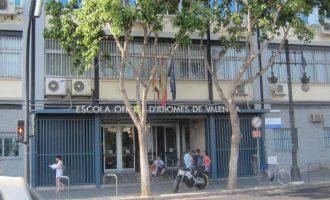 La Universitat Popular de València acollirà classes d'anglés de l'Escola Oficial d'Idiomes