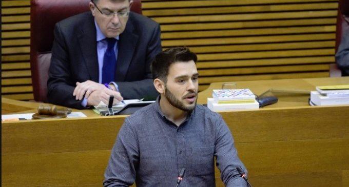 """Ferri demana a Montero """"més decència política"""" perquè """"el problema"""" de la Comunitat Valenciana és l'infrafinançament"""
