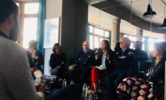 Gómez (PSPV) propone un distrito digital en la fachada marítima para generar un 'hub' internacional