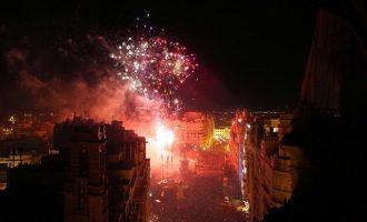 El PP de Catalá demana una mascletà nocturna el 19 de març