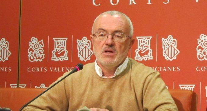 Montiel renuncia a formar part de la candidatura de Podem