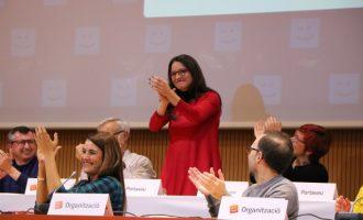 Mónica Oltra, confirmada como candidata de Compromís a la Presidencia de la Generalitat Valenciana