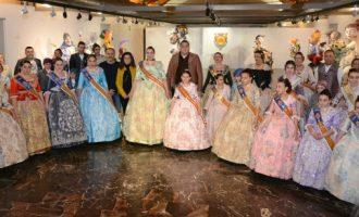 Inaugurada l'Exposició del Ninot al Museu de la Rajoleria de Paiporta