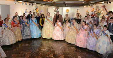 Inaugurada la 'Exposició del Ninot' en el Museu de la Rajoleria de Paiporta