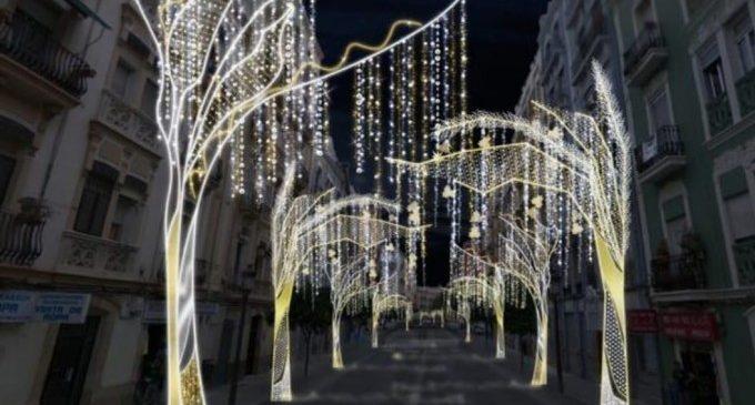 Veïns, fallers i comerciants valoren positivament la supressió de l'espectacle de llums en Russafa
