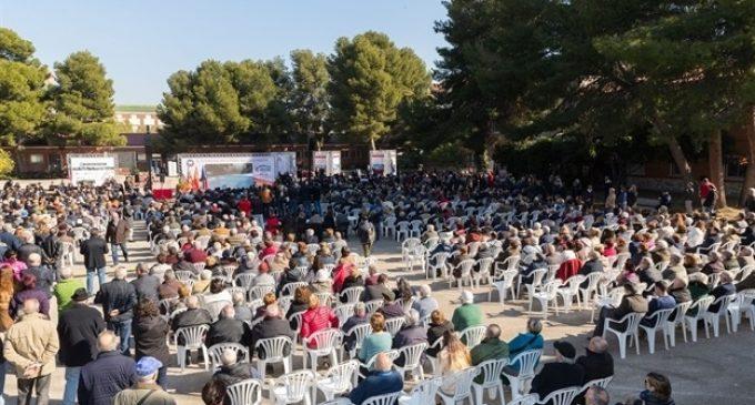 Mislata presenta públicamente el proyecto de la Residencia y Centro de Día