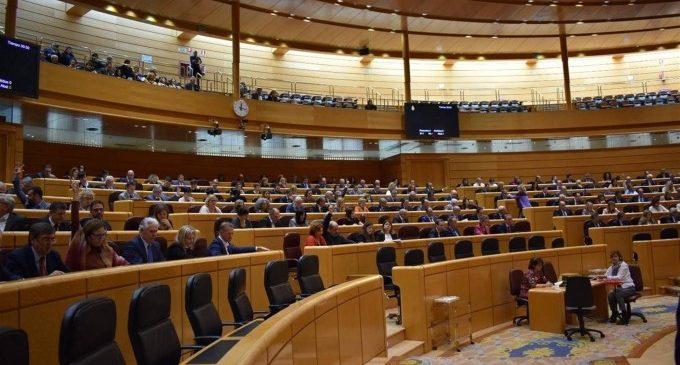Cap grup esmena al Senat la reforma de l'Estatut Valencià, que s'aprovarà després de huit anys d'espera