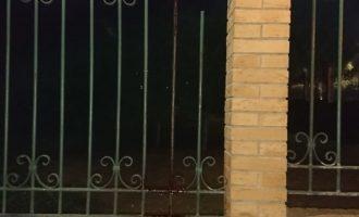 Rescaten a un home atrapat per la barra d'una tanca metàl·lica que travessava la seua cuixa