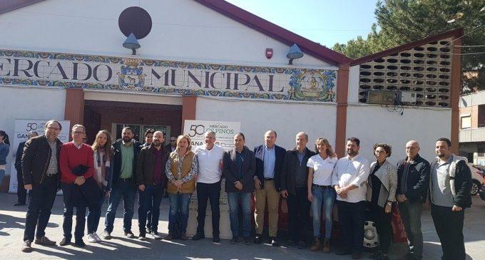El Mercat Els Pins de Manises celebra el seu 50 aniversari