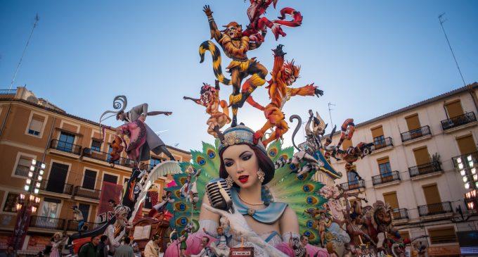 Les Falles d'Especial reactiven el món faller amb 'Una Festa Per a Tots'