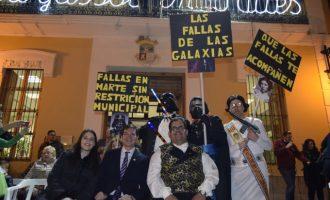 Espartero i Mariano Benlliure s'alcen amb els primers premis del Ninot Indultat a Burjassot