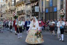 L'Ofrena de Falles s'allargarà durant sis dies a València