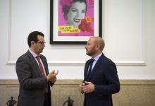 La Diputació y la UV acuerdan acciones conjuntas relacionadas con el territorio valenciano