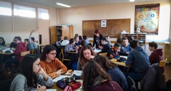 Alumnes de l'IES 25 d'Abril d'Alfafar viatgen a França d'intercanvi cultural