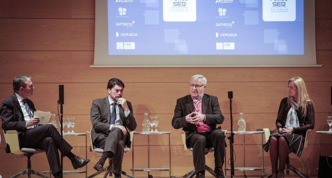 Ribó participa en la jornada 'El repte del municipalisme'
