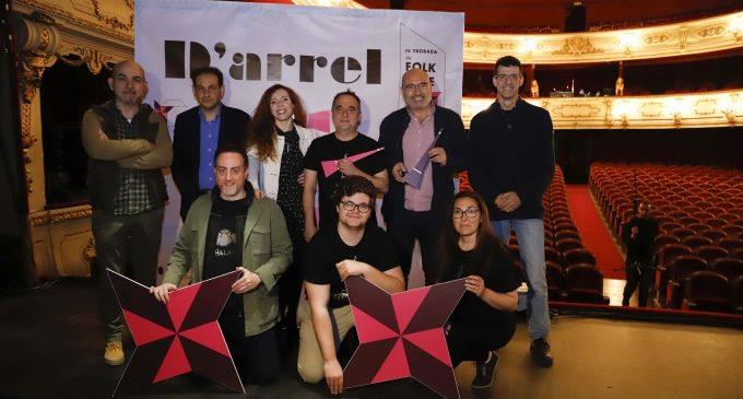 La Diputació presenta la IV edició de 'D'Arrel' amb l'espectacle de La Brama 'A la nostra manera'