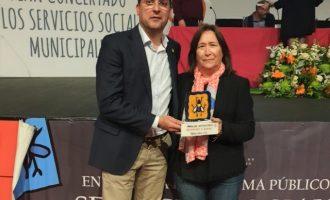 Alfafar recibe el premio a la excelencia en inversión social