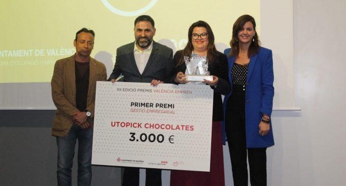 Los premios València Emprén reconocen el talento emprendedor
