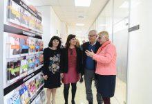 Ribó visita el nuevo centro de servicios sociales de La Saïdia