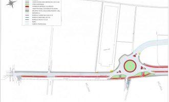 Aprovat el projecte de la nova rotonda d'accés a Meliana i Foios