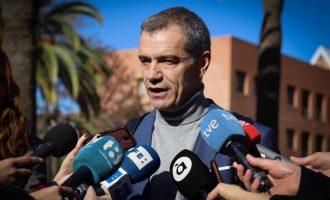 Cantó utiliza una carta con faltas en castellano para atacar la enseñanza valenciana