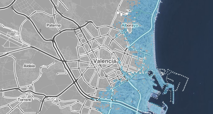 València entre la desertificació i la inundació