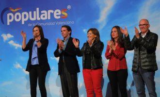 """Aznar adverteix que la Comunitat es juga en les eleccions ser """"un barri secundari del nacionalisme català"""""""
